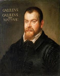 Доменико Тинторетто. Портрет Галилея, 1605—1607