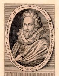 Портрет Кориэта на обложке английского издания