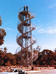 DNA Tower in Kings Park, Western Australia