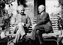 Эйнштейн и Эддингтон. Кембридж, 1930 г.